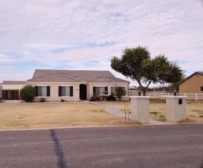 Queen Creek Single Family Home For Sale: 19944 E Via De Arboles
