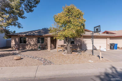 Chandler Single Family Home For Sale: 682 W Gary Drive