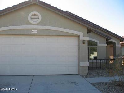 Buckeye Rental For Rent: 25753 W Kendall Street