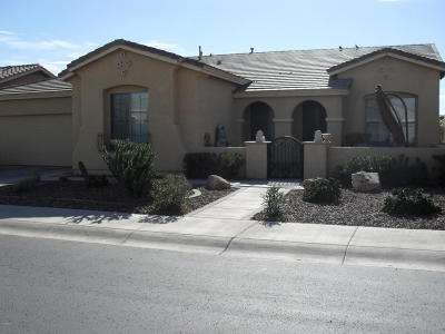 Maricopa AZ Single Family Home For Sale: $283,000
