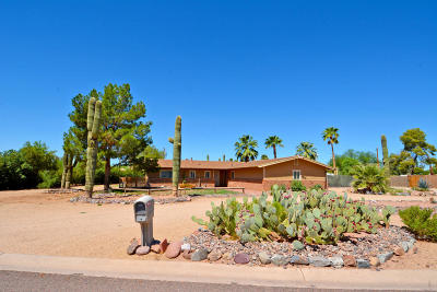 Scottsdale Single Family Home For Sale: 12216 N 65th Street