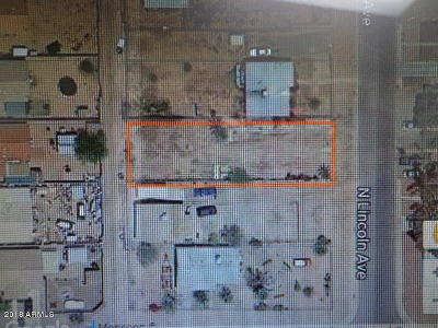 Casa Grande Residential Lots & Land For Sale: 509 N Lincoln Avenue