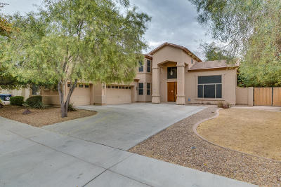 Goodyear Single Family Home For Sale: 16403 W Baden Avenue