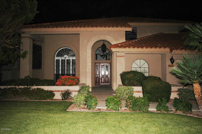 Scottsdale Single Family Home For Sale: 9956 E Cinnabar Avenue