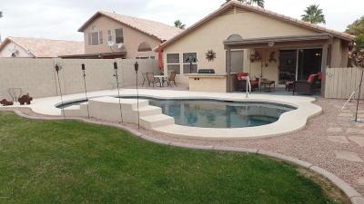 Single Family Home For Sale: 5051 W Kesler Lane