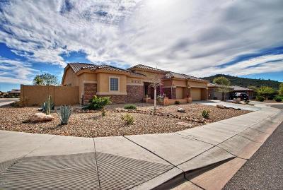 Phoenix Single Family Home For Sale: 5815 W Straight Arrow Lane