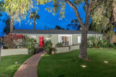 Phoenix Single Family Home For Sale: 1628 N Palmcroft Way SW