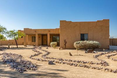 Wittmann Single Family Home For Sale: 22605 W Baker Drive