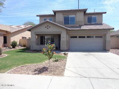 Gilbert Single Family Home For Sale: 3637 S Joshua Tree Lane