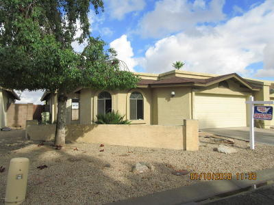 Glendale Condo/Townhouse For Sale: 4822 W Krall Street