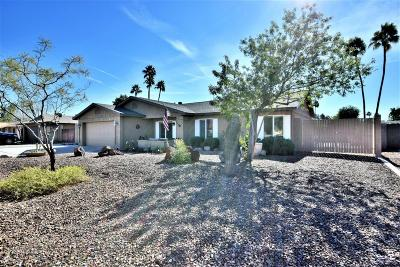 Scottsdale Single Family Home For Sale: 4909 E Windrose Drive
