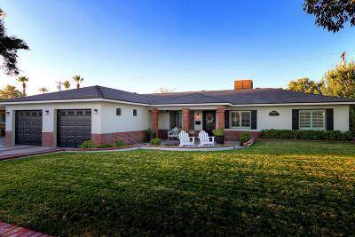 Phoenix Single Family Home For Sale: 3940 E Heatherbrae Drive
