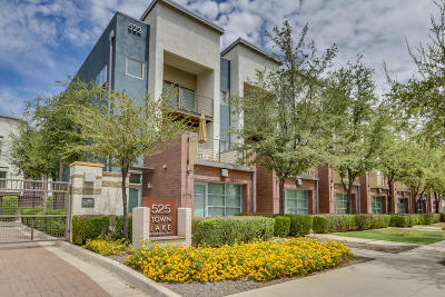 Tempe Condo/Townhouse For Sale: 522 W 1st Street #105