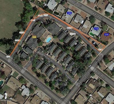 Tempe Residential Lots & Land For Sale: 4350 S Potter Drive