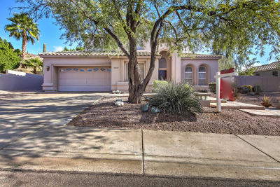 Single Family Home For Sale: 16219 S 24th Way