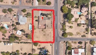 Paradise Valley Residential Lots & Land For Sale: 6345 E Gold Dust Avenue