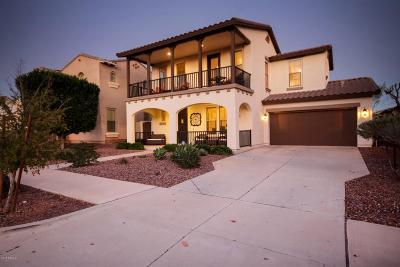 Buckeye Single Family Home For Sale: 3151 N Black Rock Road