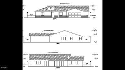 Phoenix Single Family Home For Sale: 4122 E Catalina Drive