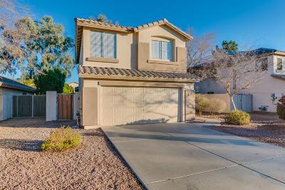 Glendale Single Family Home For Sale: 5184 W Campo Bello Drive