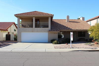 Tempe Single Family Home For Sale: 2646 S Siesta Drive