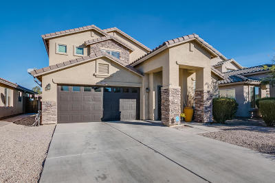 Queen Creek Single Family Home For Sale: 3132 W Yellow Peak Drive