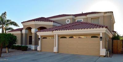 Gilbert Single Family Home For Sale: 592 N Mondel Drive