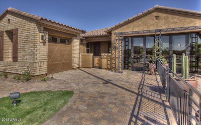 Queen Creek Single Family Home For Sale: 22176 E Estrella Road