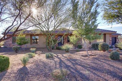 Scottsdale Single Family Home For Sale: 15039 E Desert Vista Court