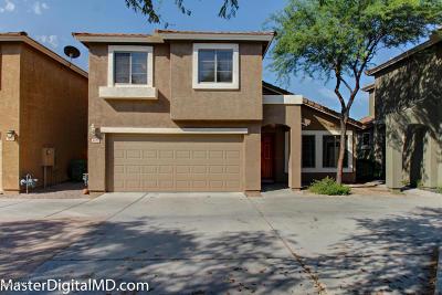 Phoenix Single Family Home For Sale: 4037 E Melinda Lane