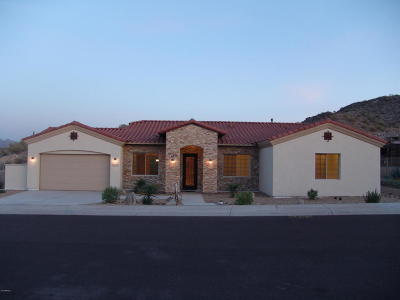 Goodyear Single Family Home For Sale: 18359 W Santa Irene Drive
