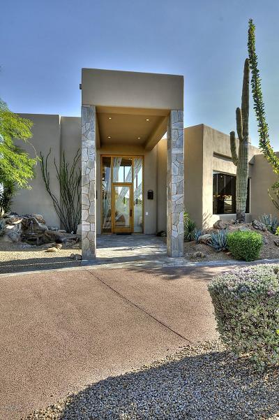 Scottsdale Single Family Home For Sale: 10589 E Skinner Drive