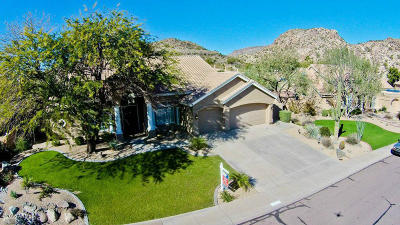 Phoenix Single Family Home For Sale: 15426 S 16th Way