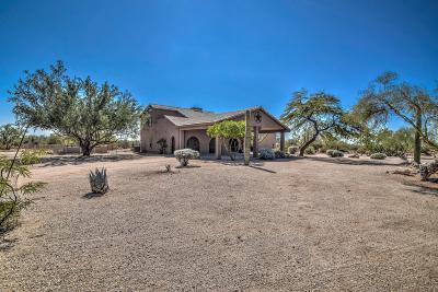 Scottsdale Single Family Home For Sale: 7801 E Pinnacle Vista Drive