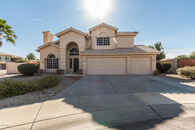 Phoenix Single Family Home For Sale: 19418 N 36th Place