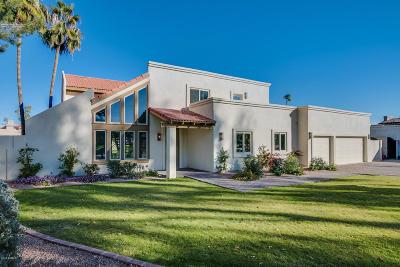 Scottsdale Single Family Home For Sale: 8039 N Via De Lago