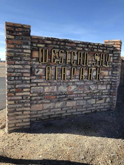 La Paz County Commercial For Sale: 65324 W Hall Avenue W