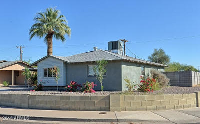 Scottsdale Single Family Home For Sale: 3401 N 83rd Street