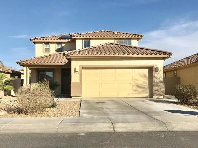 El Mirage Single Family Home For Sale: 12212 W Desert Lane