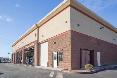 Mesa Commercial Lease For Lease: 424 W Guadalupe Road #107