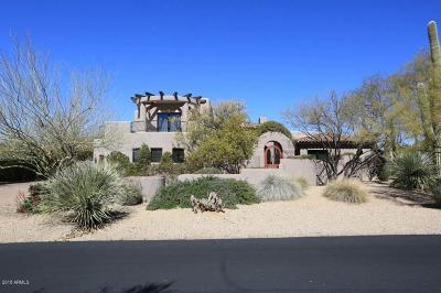 Carefree AZ Single Family Home For Sale: $1,500,000