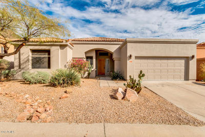 Scottsdale Single Family Home For Sale: 12073 N 138th Street