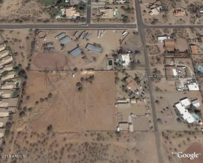 Scottsdale Residential Lots & Land For Sale: 96xx N 120 Place
