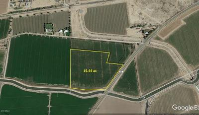 Goodyear Residential Lots & Land For Sale: W Hwy 85 Highway