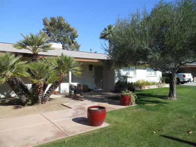 Phoenix Single Family Home For Sale: 1118 W Orangewood Avenue