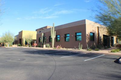 Scottsdale Commercial Lease For Lease: 7440 E Pinnacle Peak Road