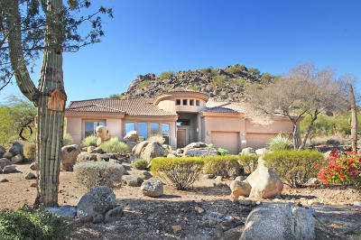 Fountain Hills Single Family Home For Sale: 15255 E Stardust Drive