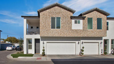 Phoenix Condo/Townhouse For Sale: 3030 N 38th Street #C106