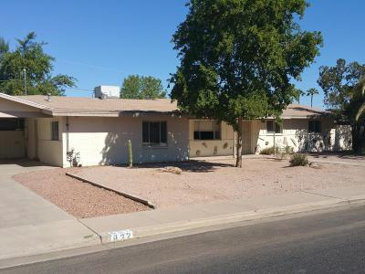 Mesa Single Family Home For Sale: 832 E 9th Place