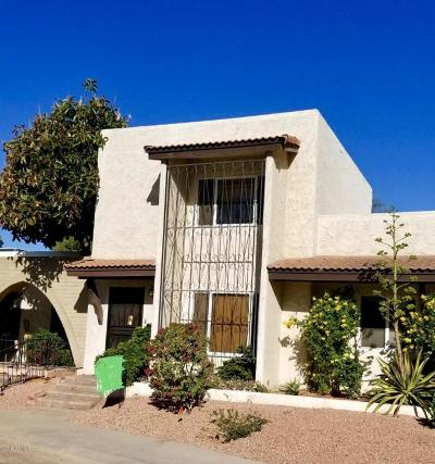 Condo/Townhouse For Sale: 1808 W Marlette Avenue
