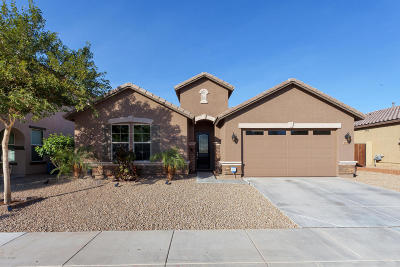 Laveen Single Family Home For Sale: 4120 W Beautiful Lane
